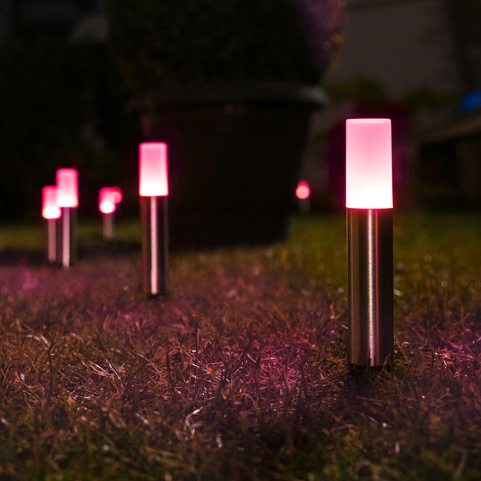 LEDVANCE SMART+ WiFi Garden Pole Mini 22,7 cm 5-er