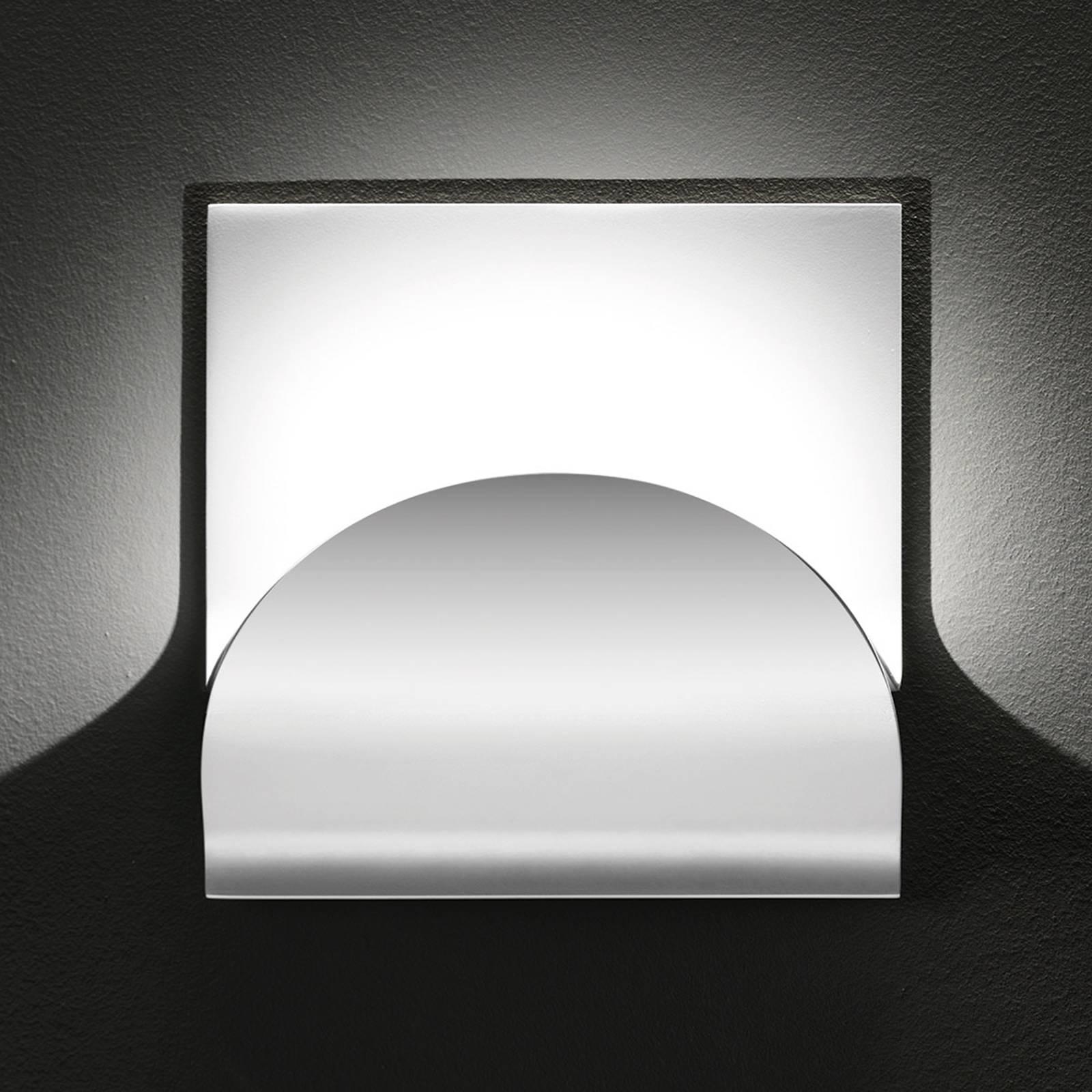 Cini&Nils Incontro LED-Wandleuchte weiß