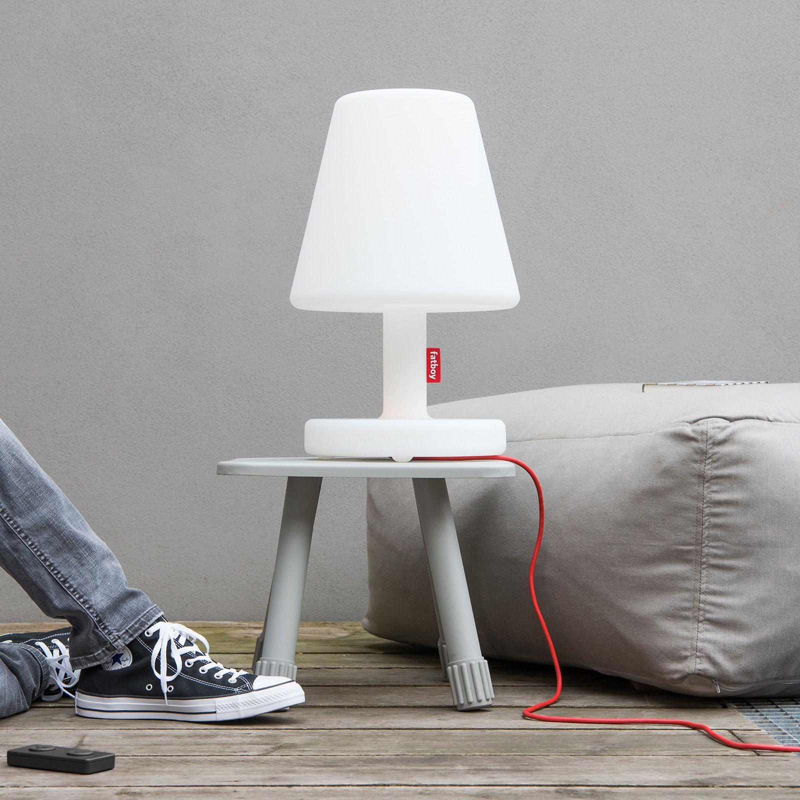 Fatboy LED-Tischlampe Edison the Medium Bluetooth