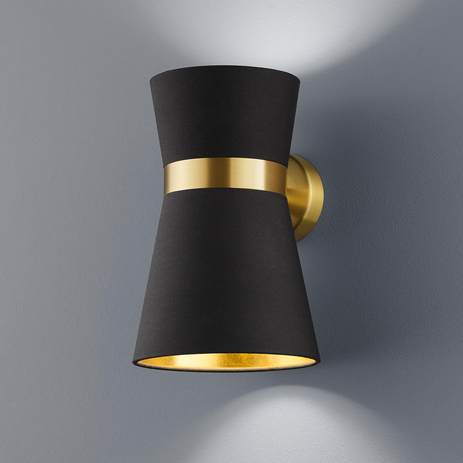 Baulmann 63.326.03-4208 Wandlampe in Messing matt