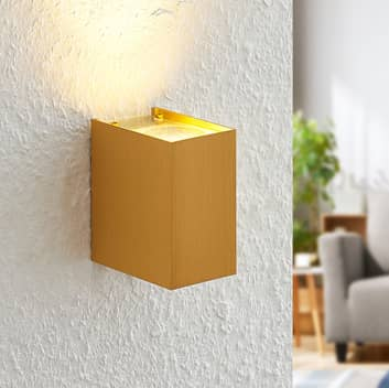 Arcchio Maruba vägglampa 1 lampa guld