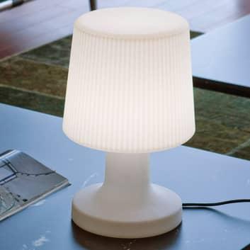 Newgarden Carmen LED stolní lampa kabel 6500K IP65