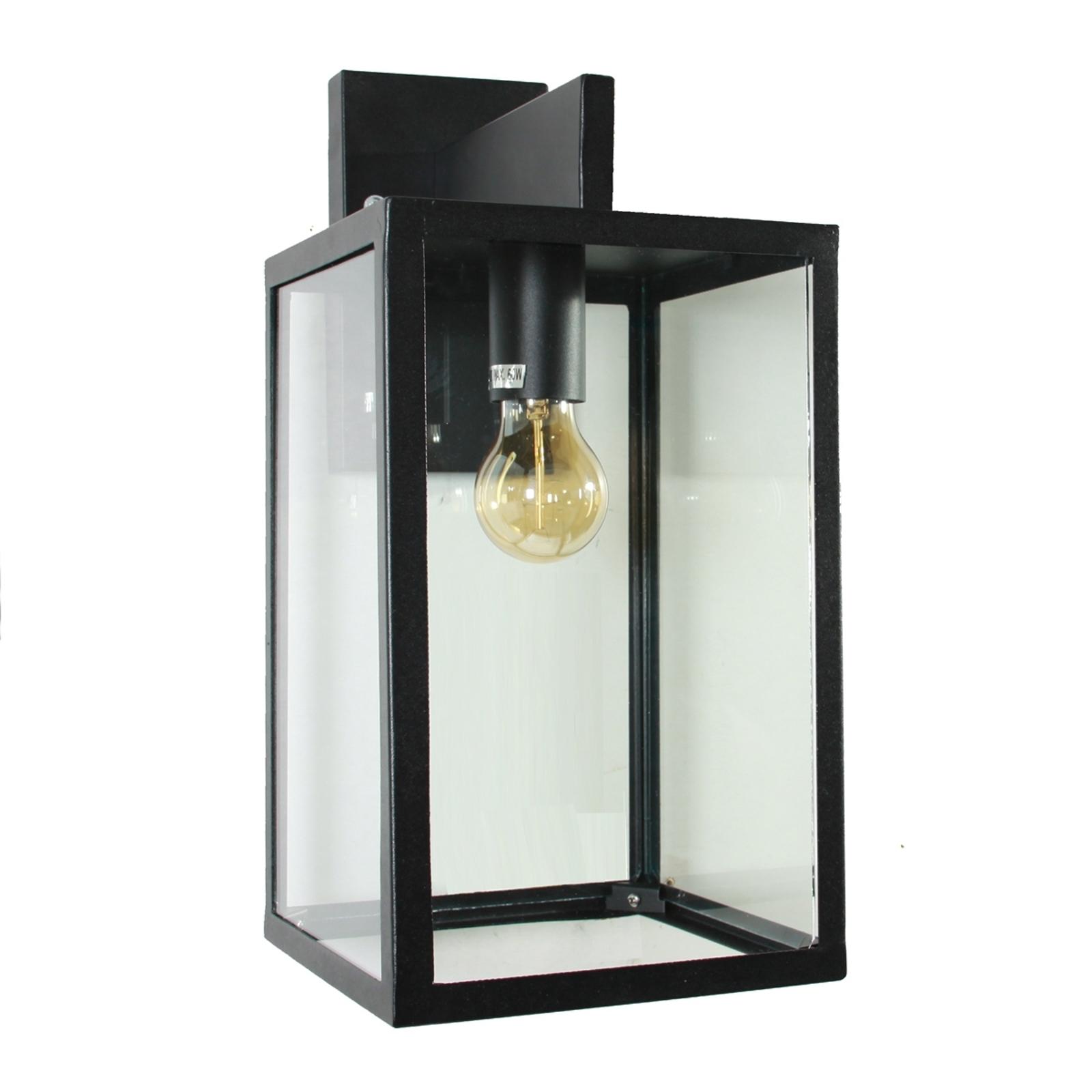 Ponadczasowa zewnętrzna lampa ścienna HAMPTON