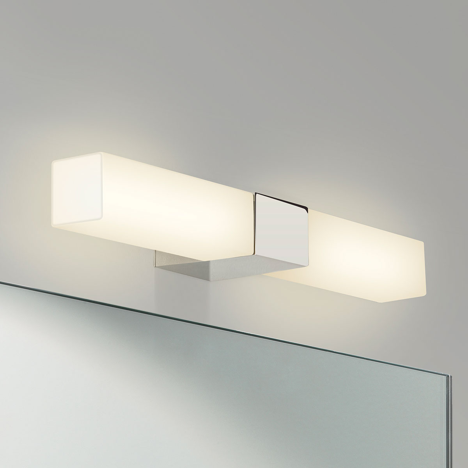 Astro Padova Square nástenné svietidlo, kúpeľňa_1020387_1
