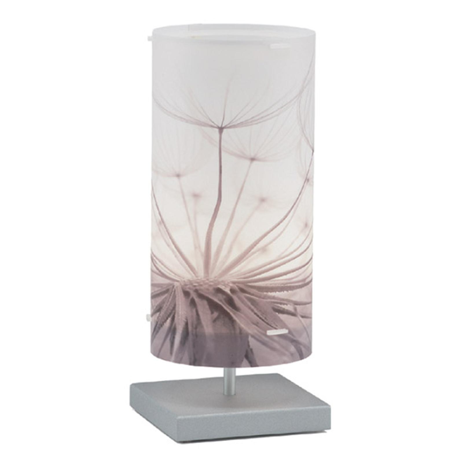 Dandelion - tafellamp in natuurdesign