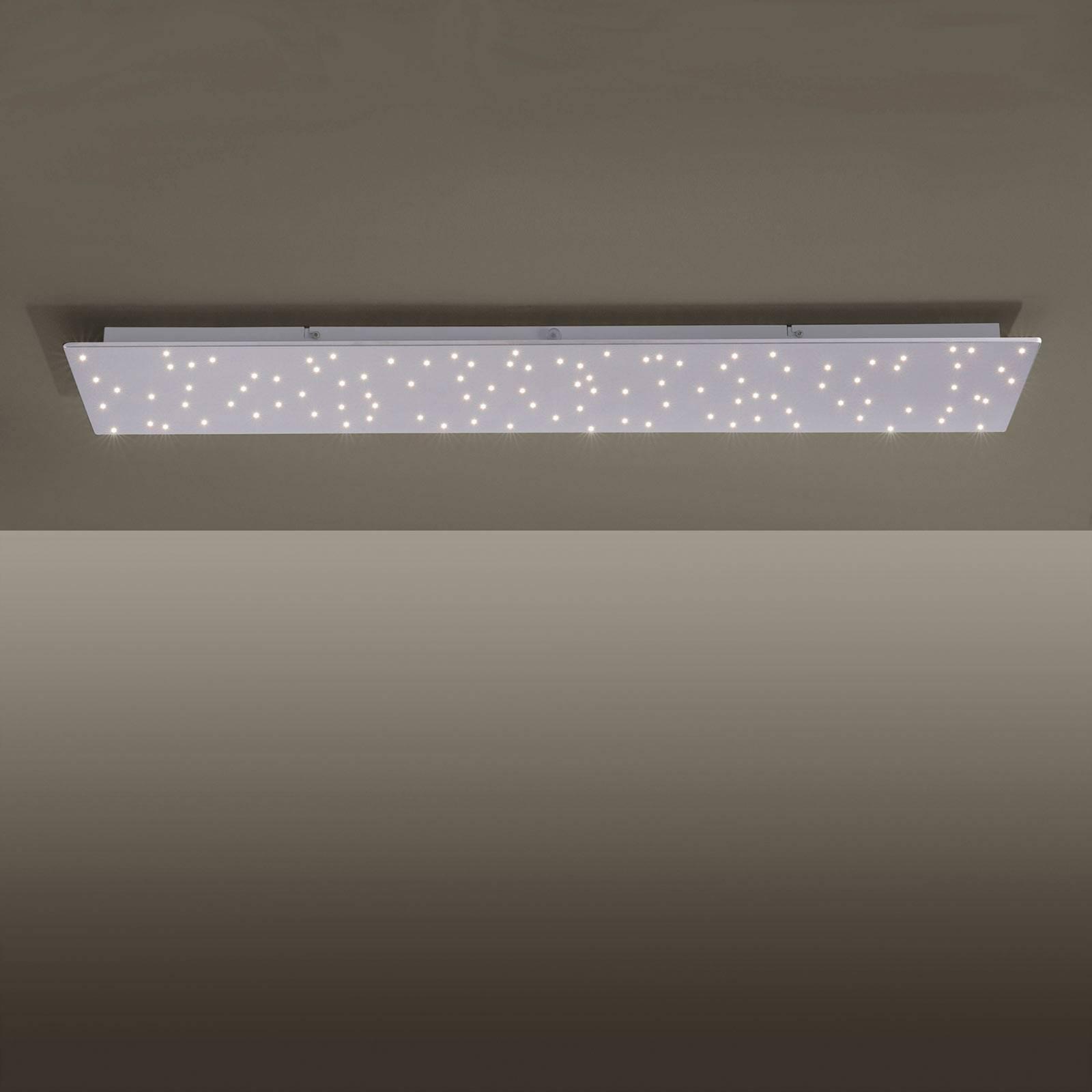 Lampa sufitowa LED Sparkle, tunable white 100x25cm