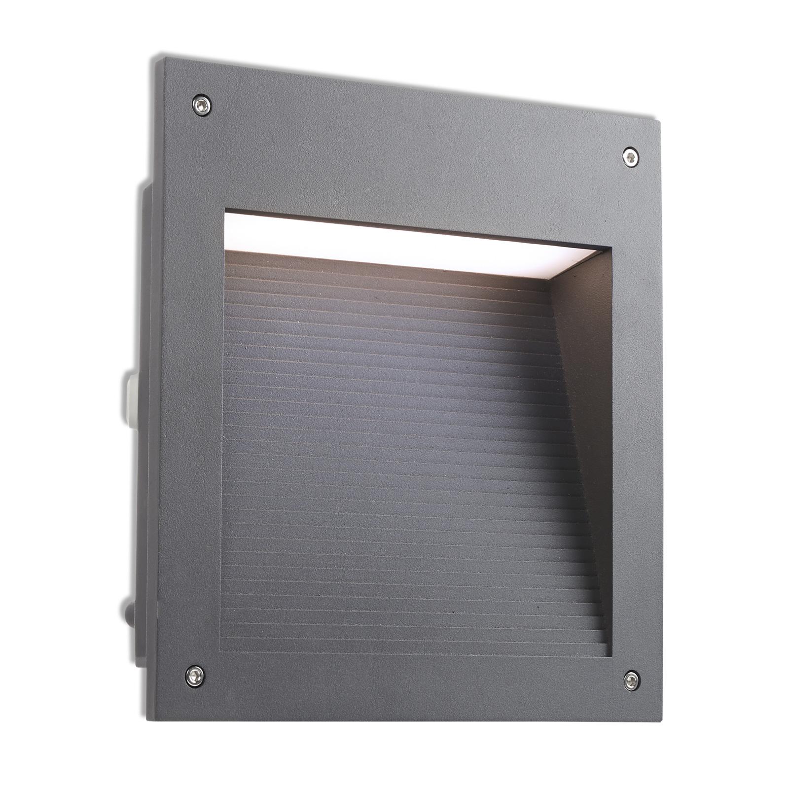 LEDS-C4 Micenas oprawa 25x26,5 cm antracytowa