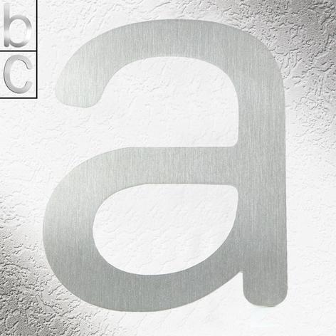 Eksklusive husnumre - bokstaver