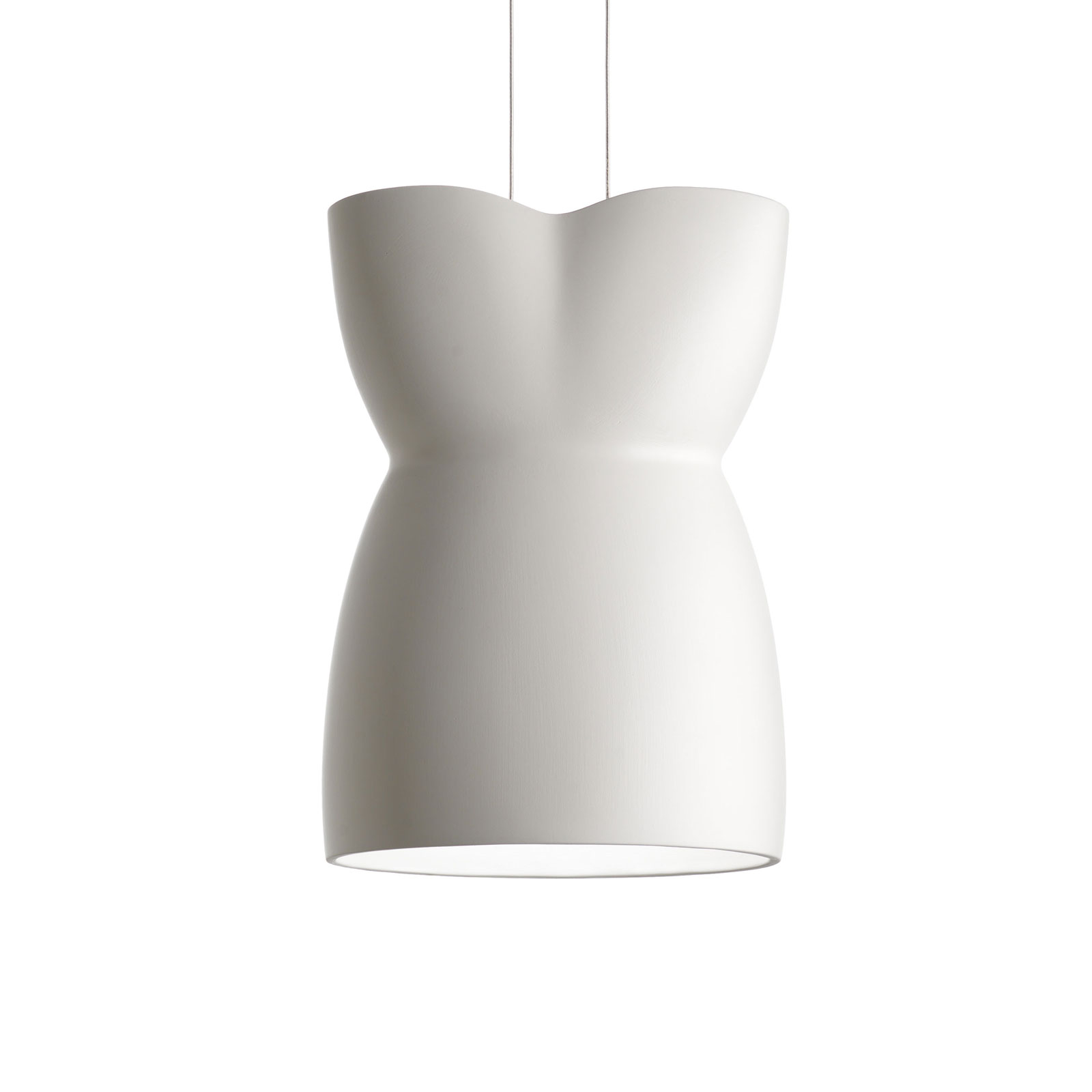 Modo Luce Pin Up hanglamp wit