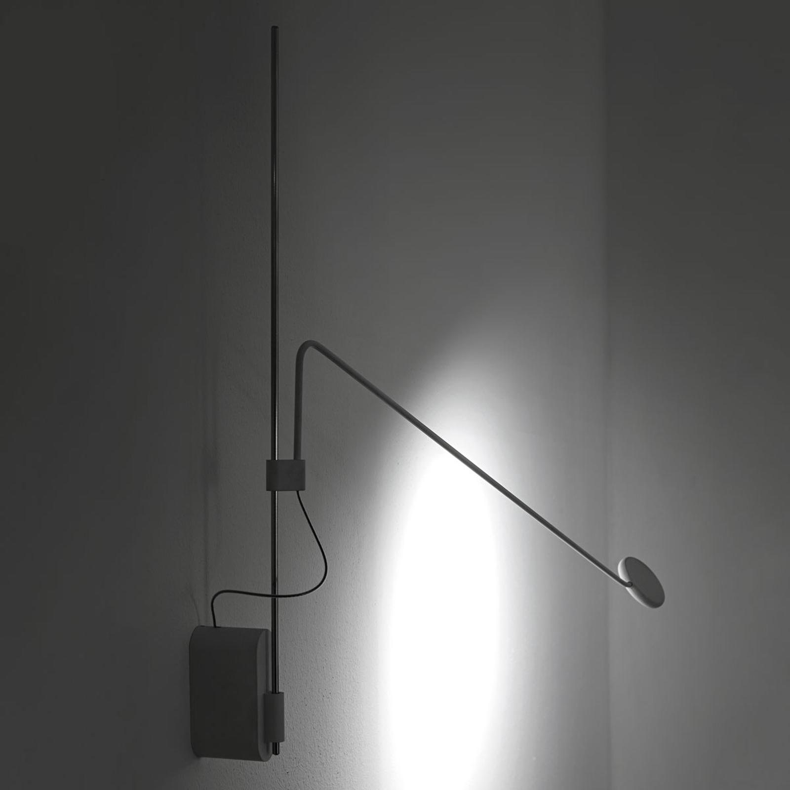 ICONE Tecla - höhenverstellbare LED-Wandleuchte