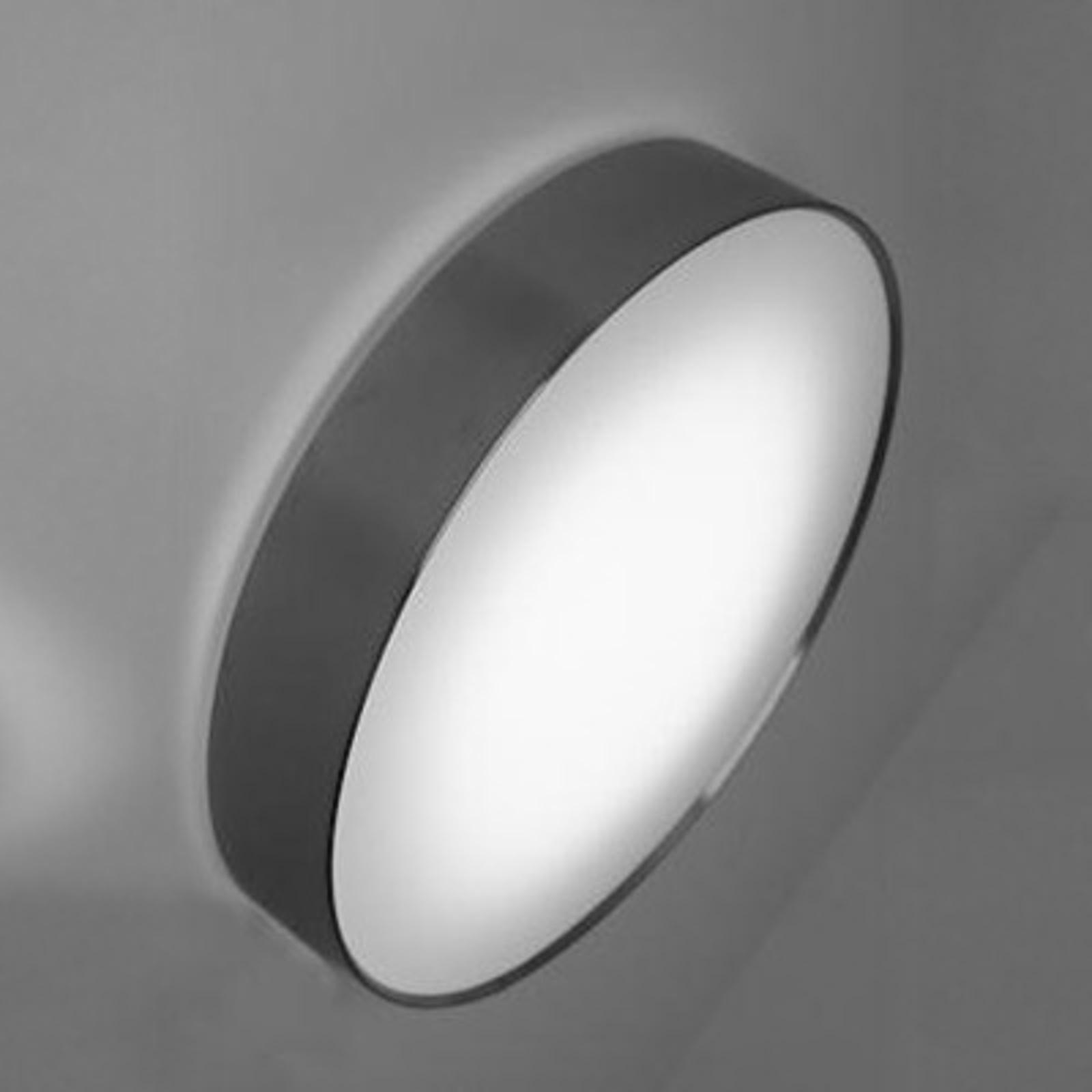 Lampa LED SUN 4 z czujnikiem, stal szlach. 13 W
