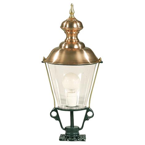 Lampa na cokół K43
