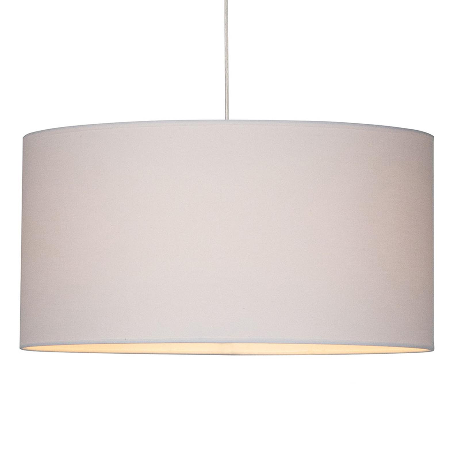 Hanglamp Corralee, wit, 1-lamp