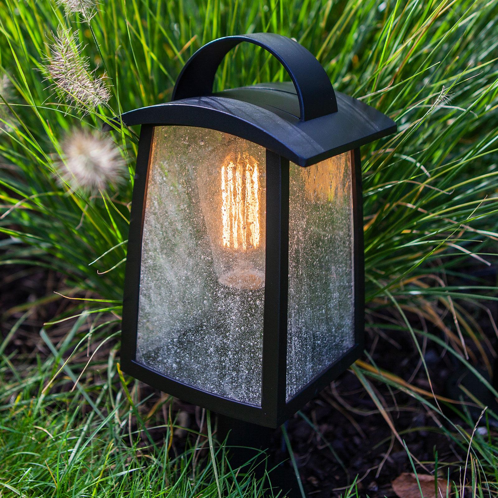W kształcie latarni: słupek oświetleniowy Kelsey