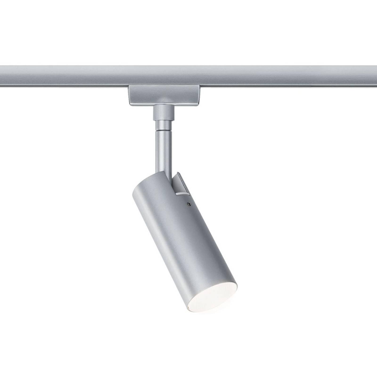 Paulmann URail Tubo LED-Spot, chrom matt