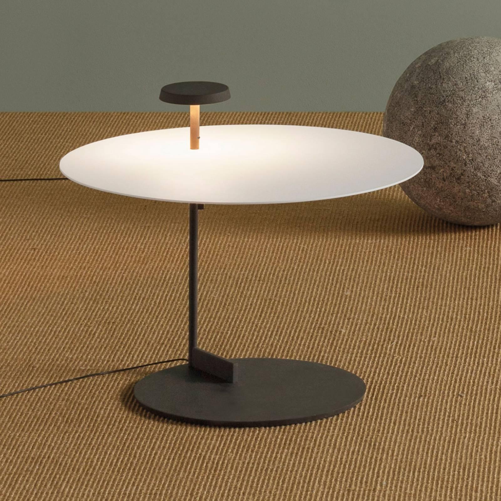 Vibia Flat LED da interrare 43 cm bianco, dimming