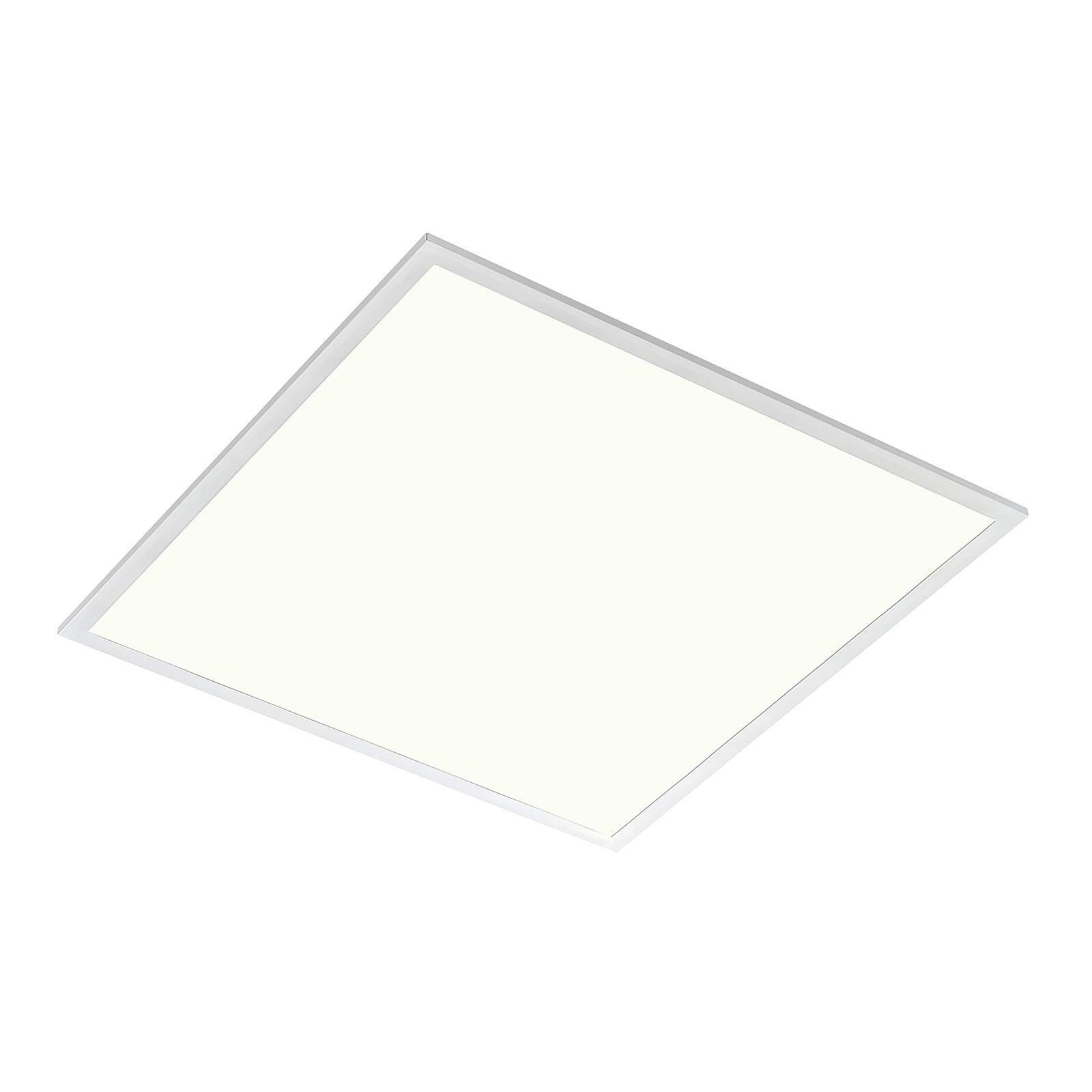 Arcchio Djan panneau encastré LED, 62cm, 4000K