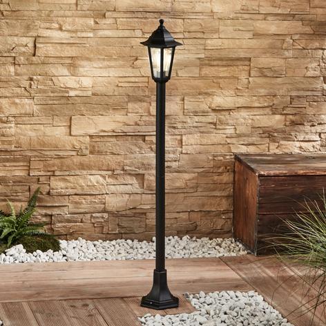 Svítidlo pro osvětlení chodníků Nane, černé