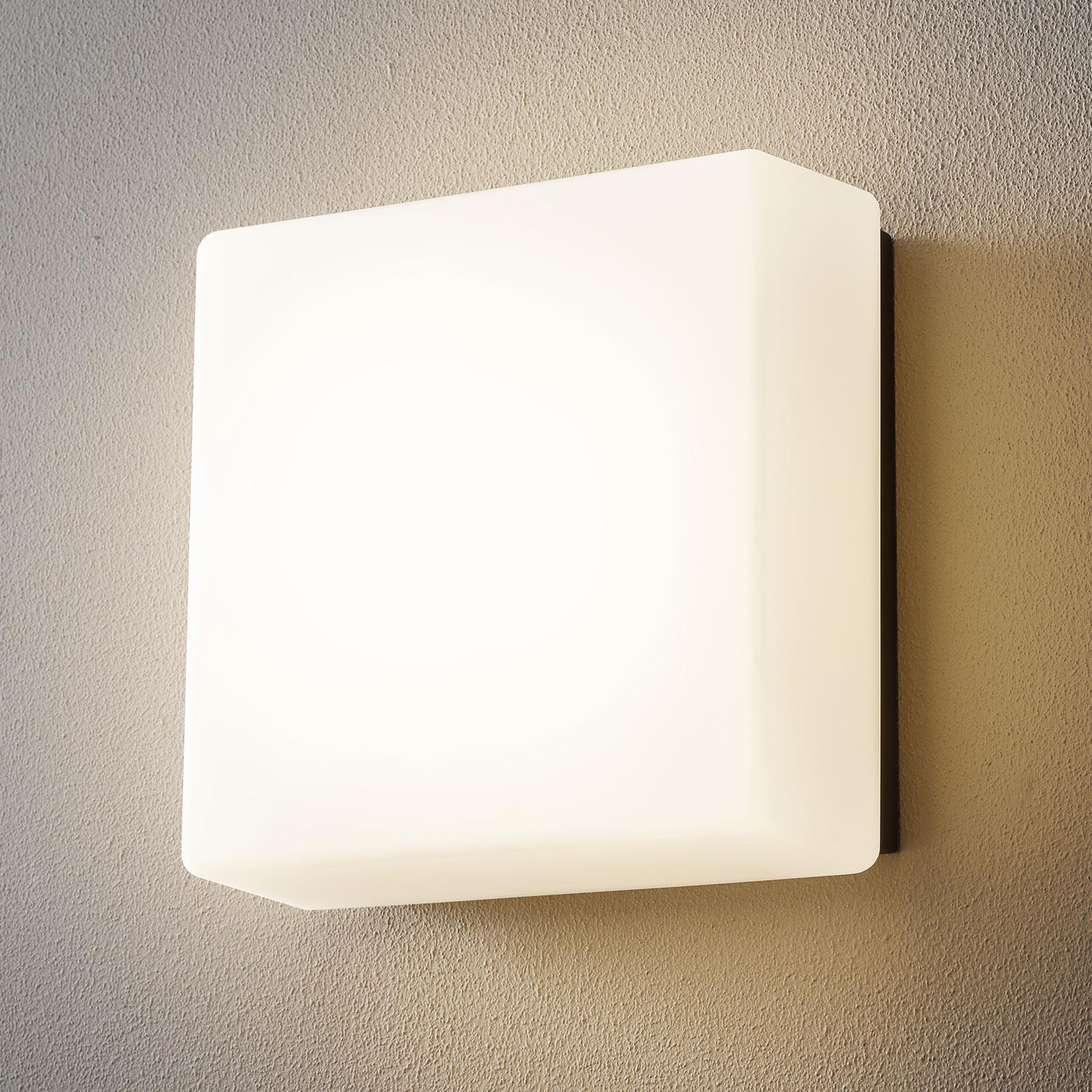 BEGA lichtbouwsteen 38301 LED wandlamp 28x28 cm