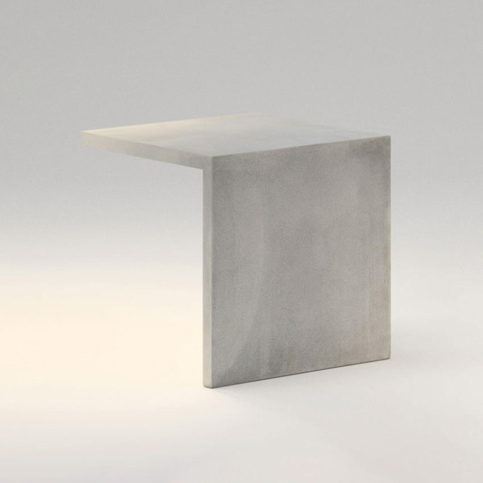 Vibia Empty 4135 Außenleuchte aus Beton, 25 cm