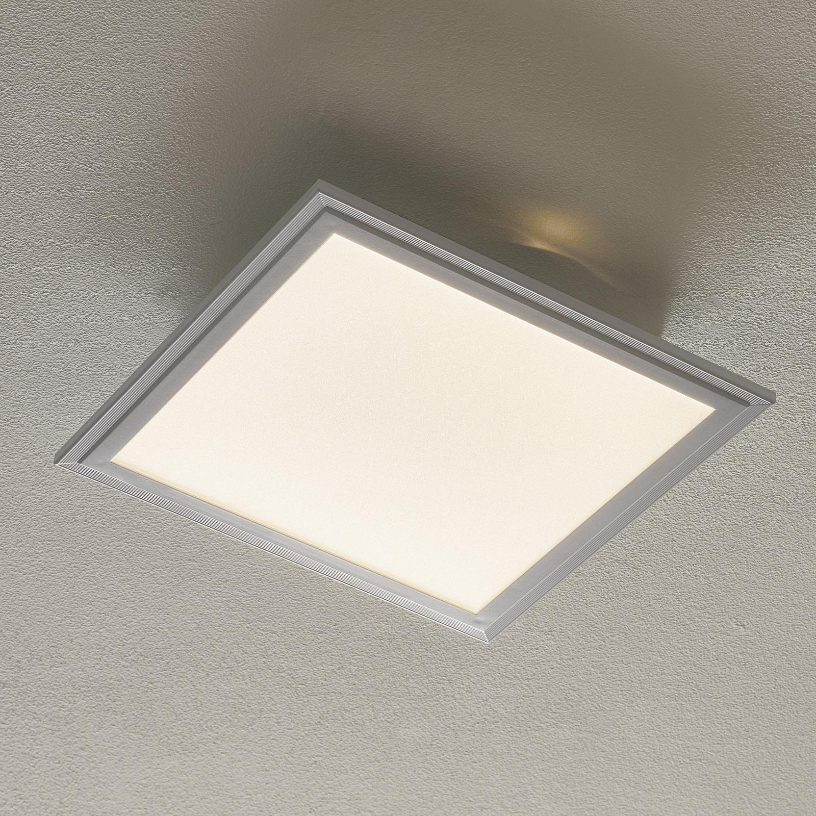 EGLO connect Salobrena-C LED-Panel, weiß 30x30 cm