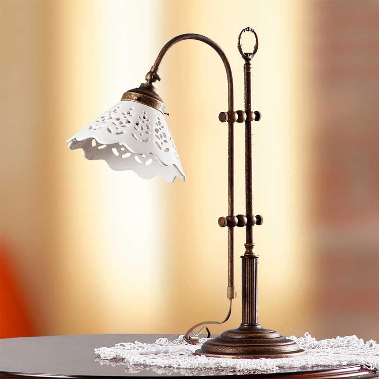 Lampa stołowa Pizzo