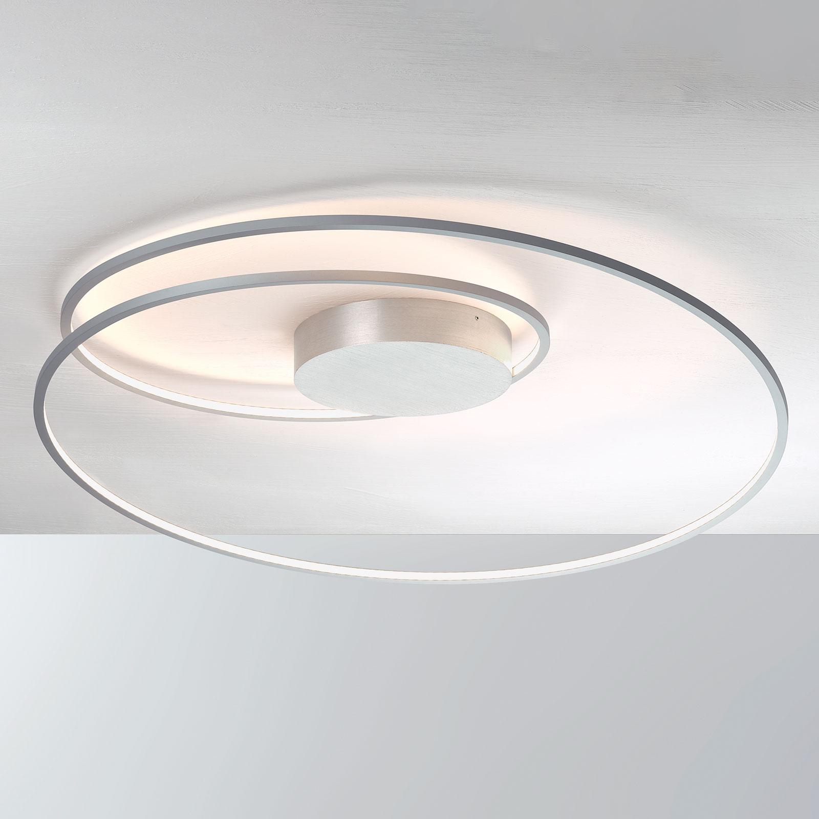 Bopp At LED-Deckenleuchte aluminium 70cm