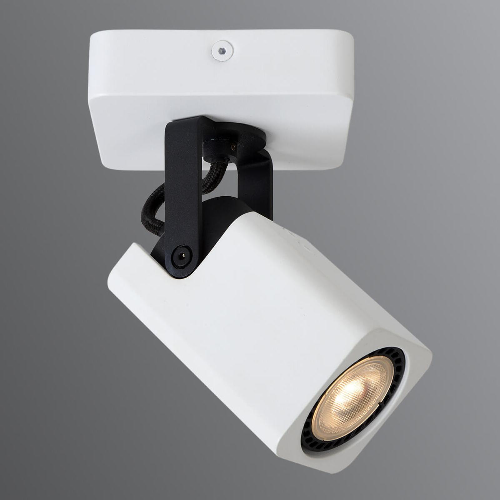 Witte LED spot Roax, GU10