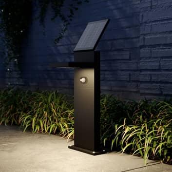 Iluminación LED solar senderos Silvan sensor 60cm