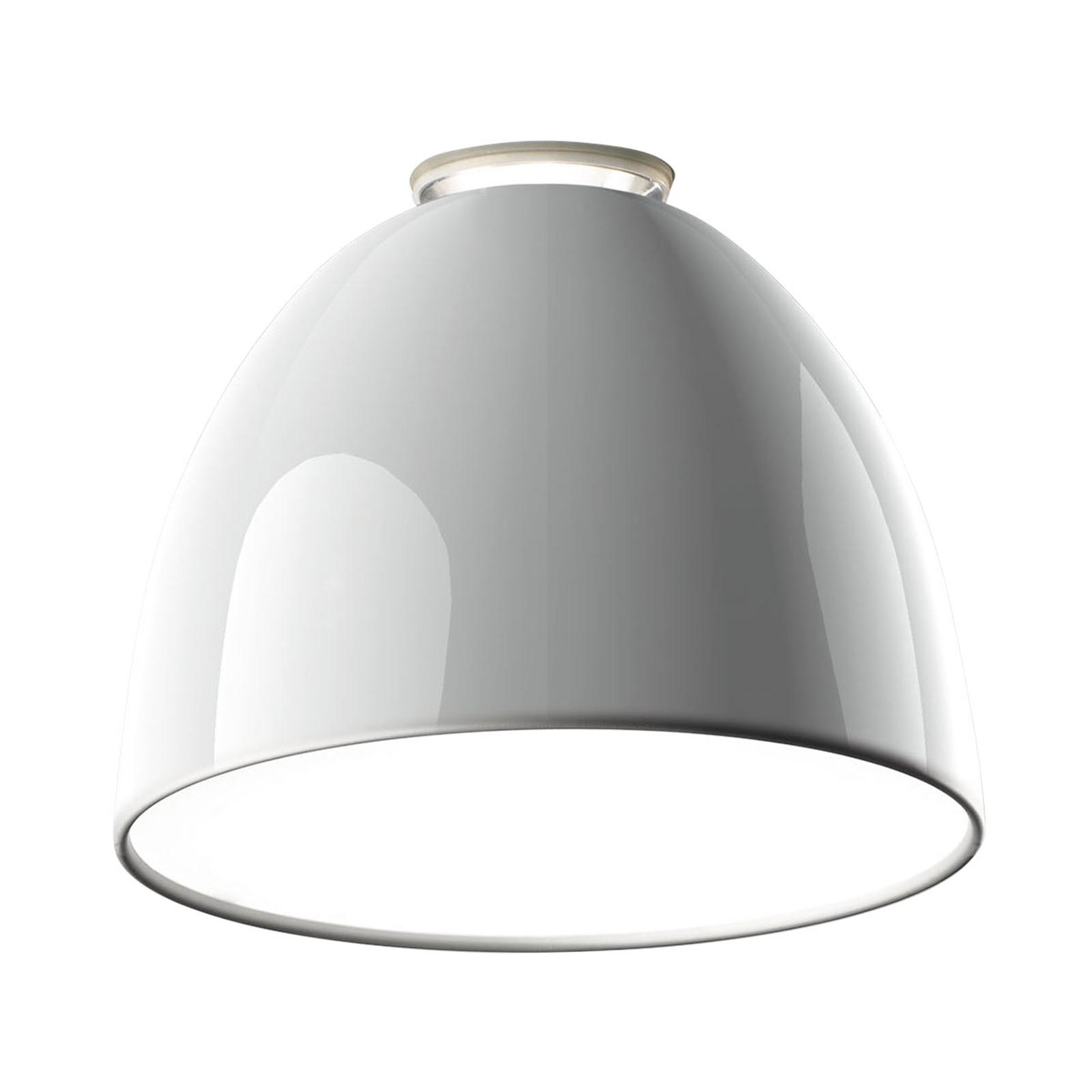 Artemide Nur Mini Gloss LED-Deckenleuchte, weiß