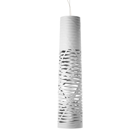 Foscarini Tress lámpara colgante, fibra de vidrio