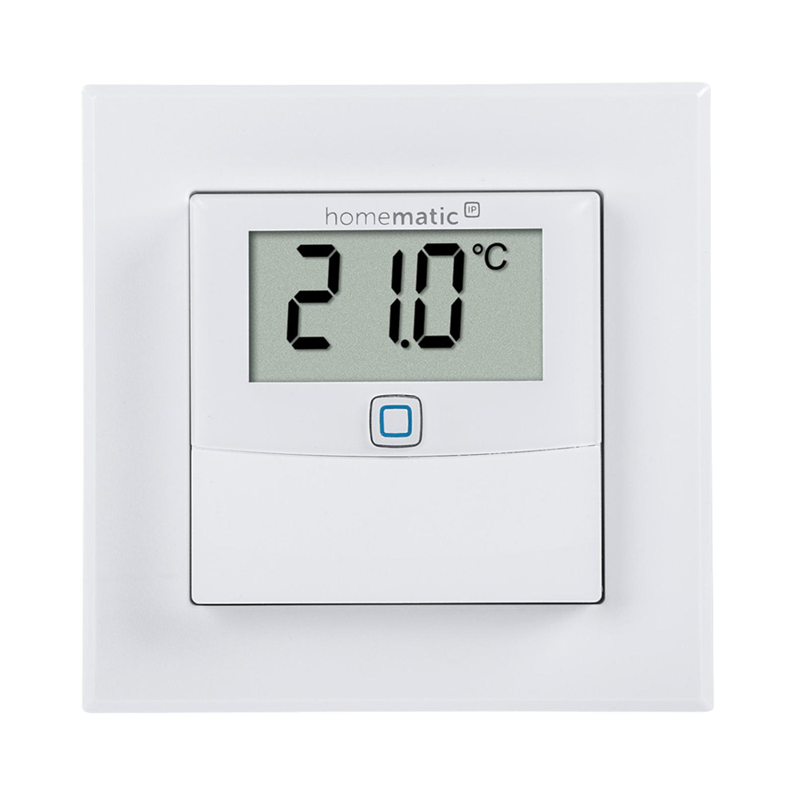 Homematic IP capteur température/humidité écran