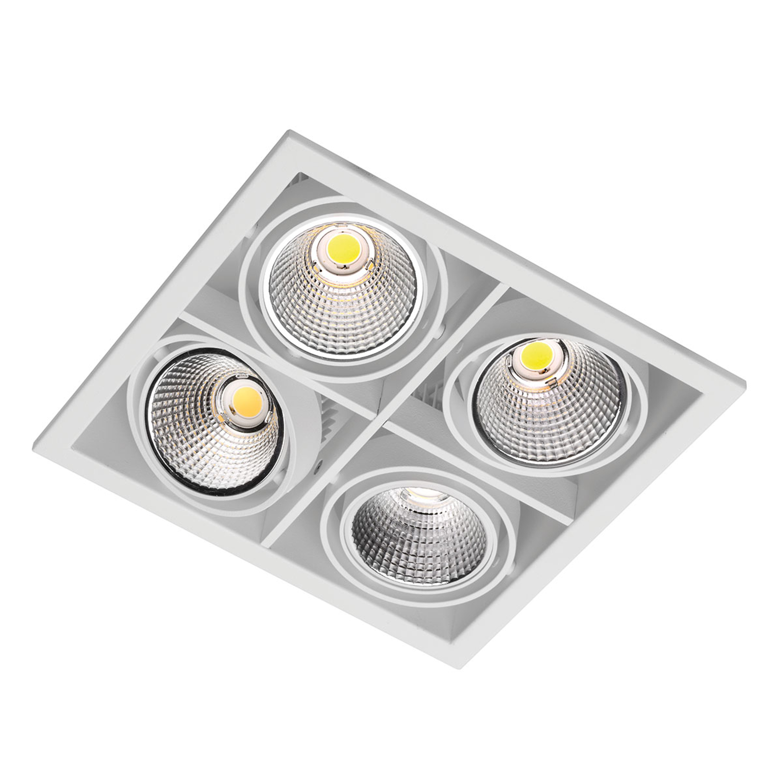 Acquista Zipar Quatro-S Recessed spot LED incasso