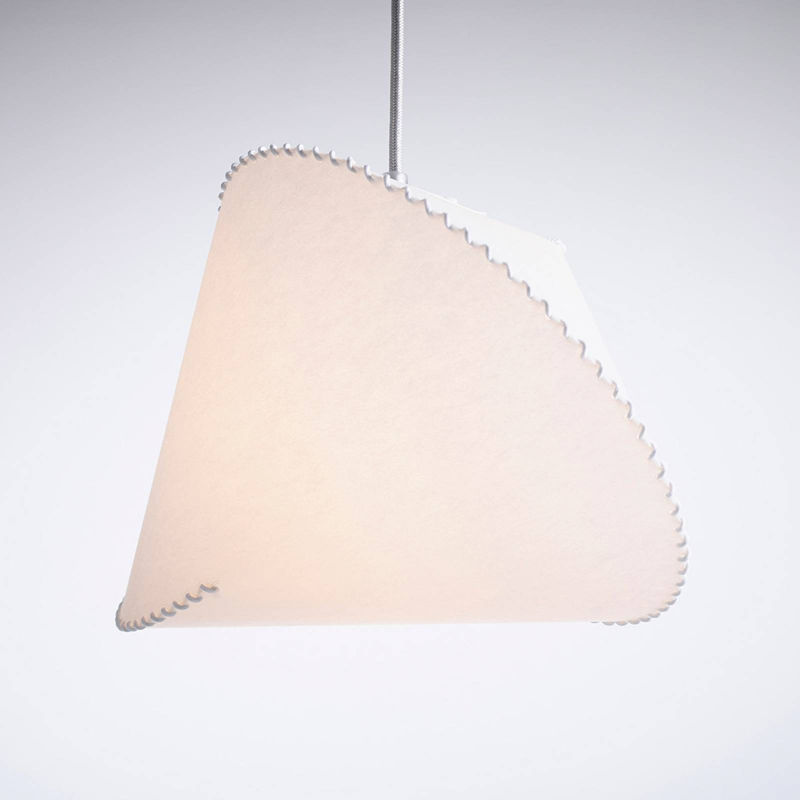Lampa wisząca Floyd, szerokość 43 cm