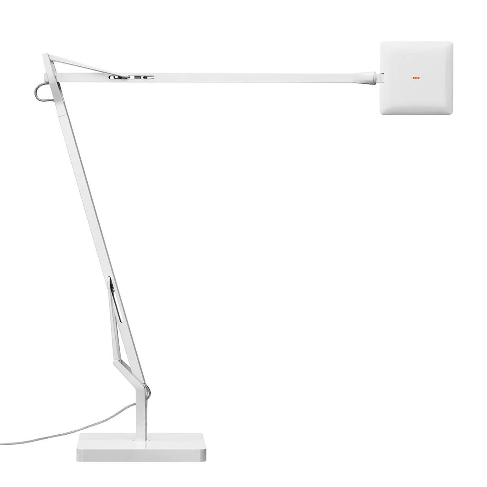 Lampe à poser LED KELVIN blanche