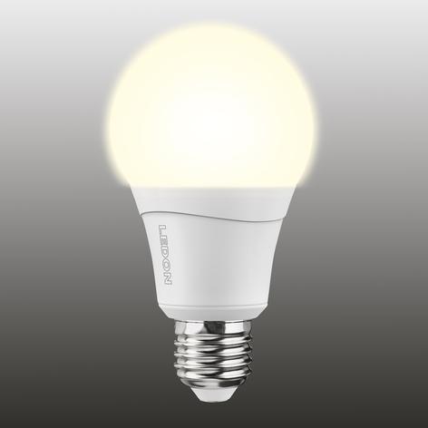 E27 10W LED žárovka dual color relax (820/827)