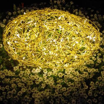 Galax LED-designsten med 3D, guld