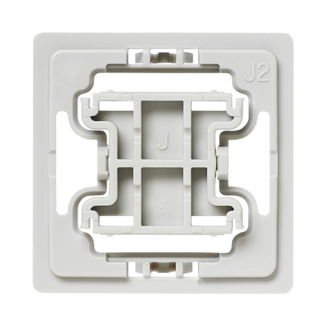 Homematic IP-adapter for Jung-bryter J2 1x