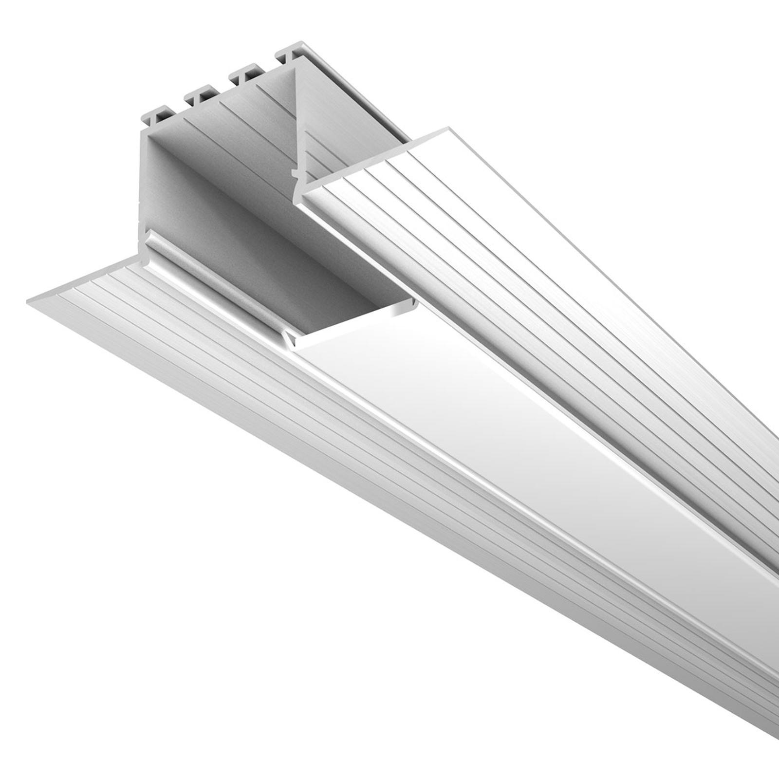 Kunststoffabdeckung Alu-Profile S24 M24 und L24