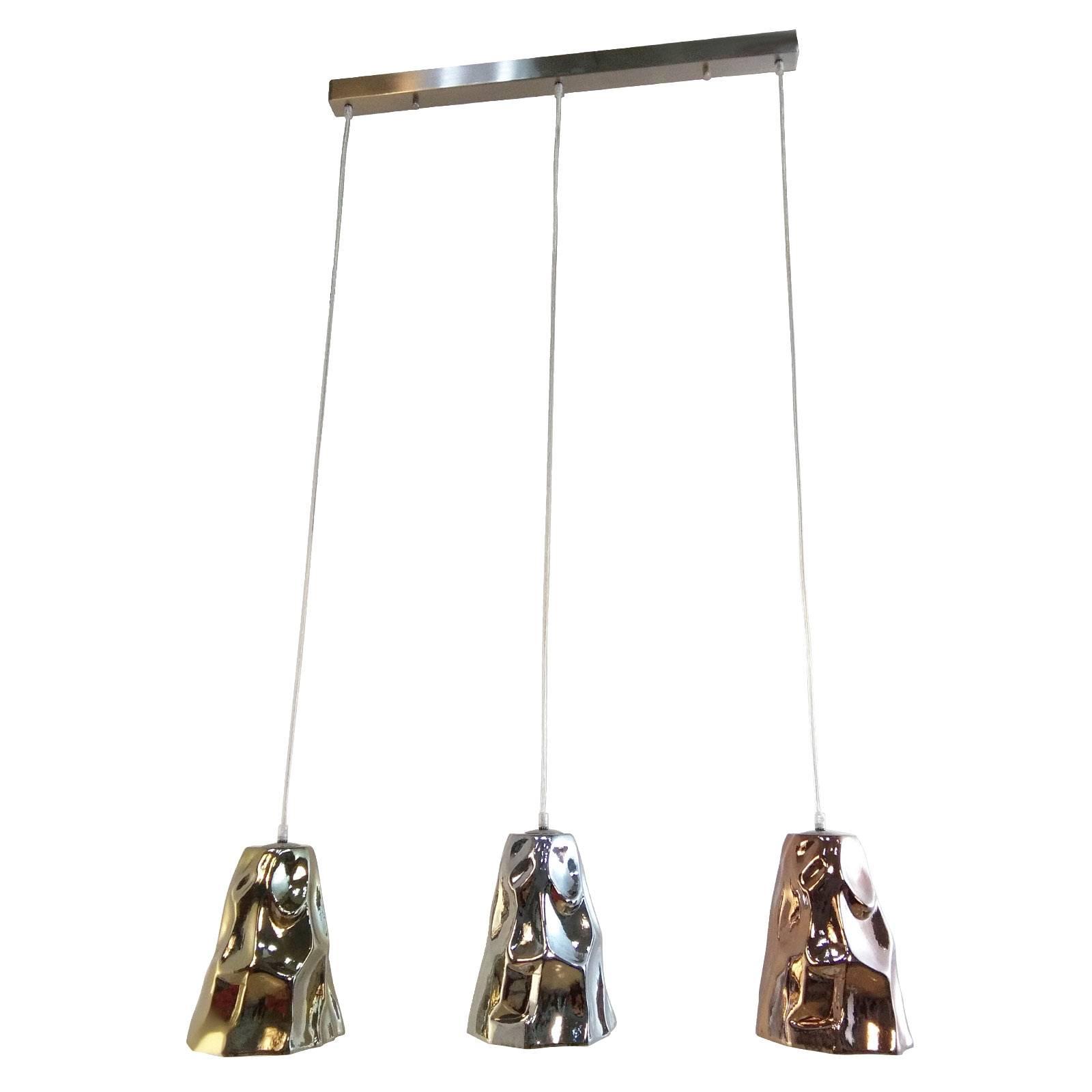KARE Crumble Dining Tricolore suspension 99cm
