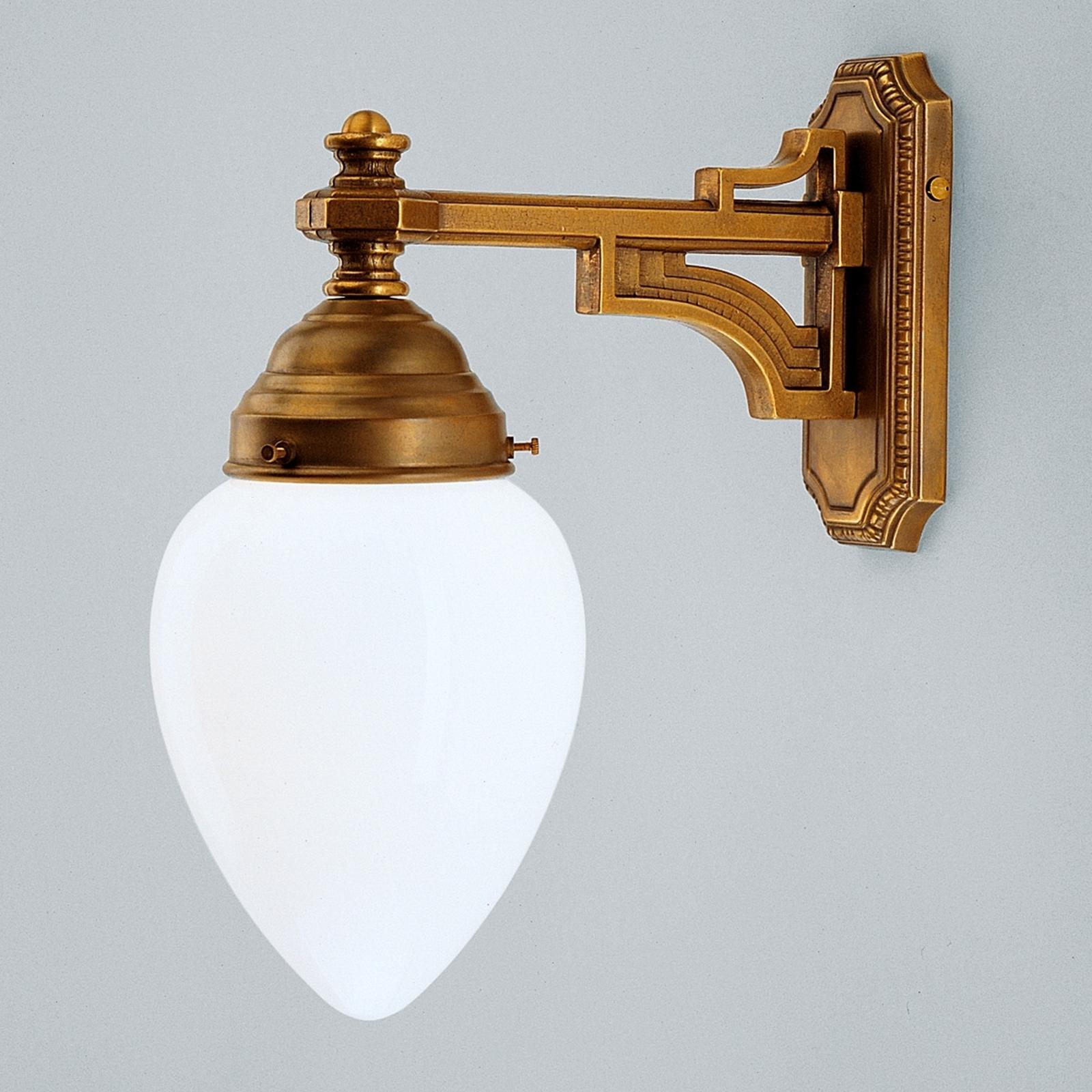 Venedig - wandlamp van messing