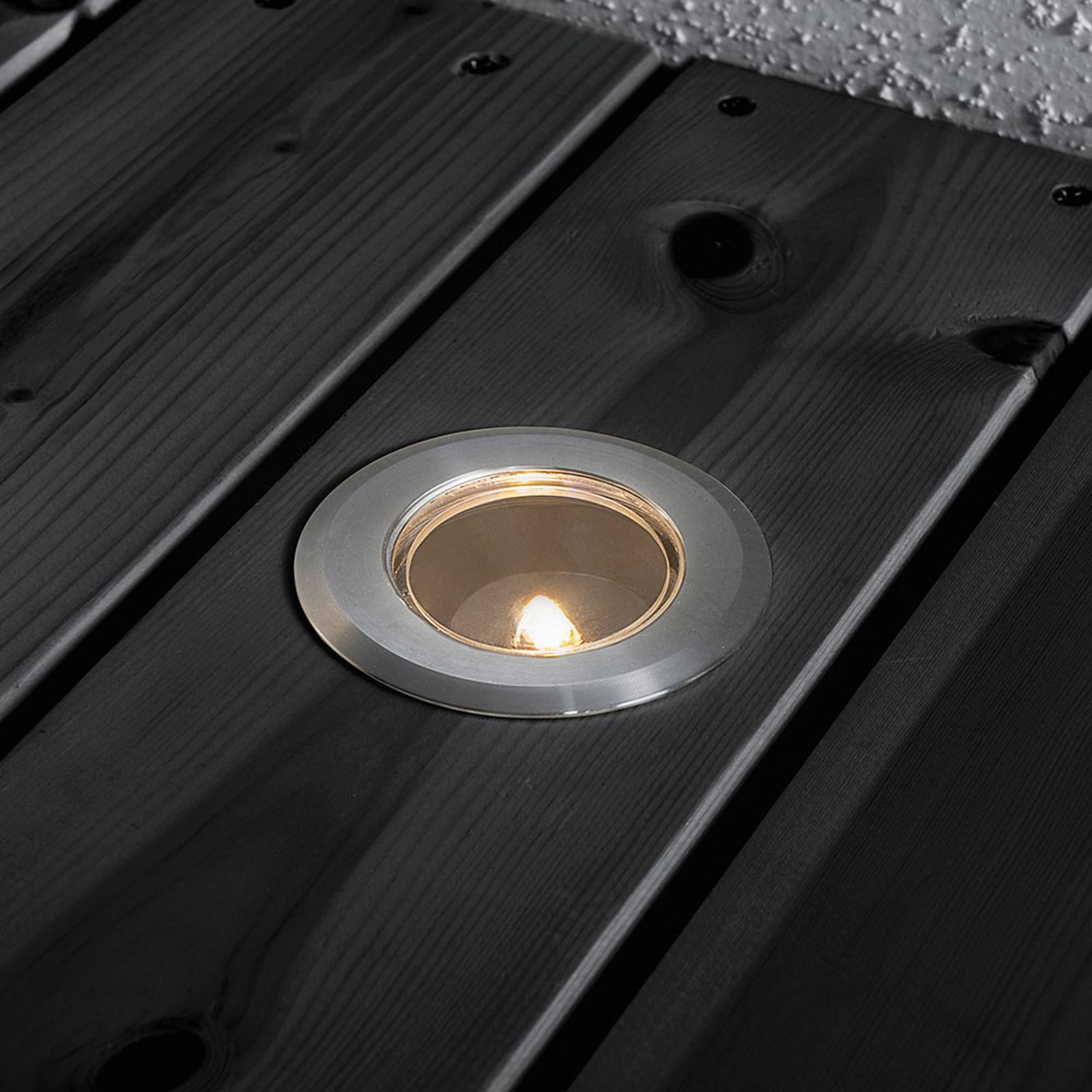 Spot encastrable sol Mini kit extension 3 l., 7cm