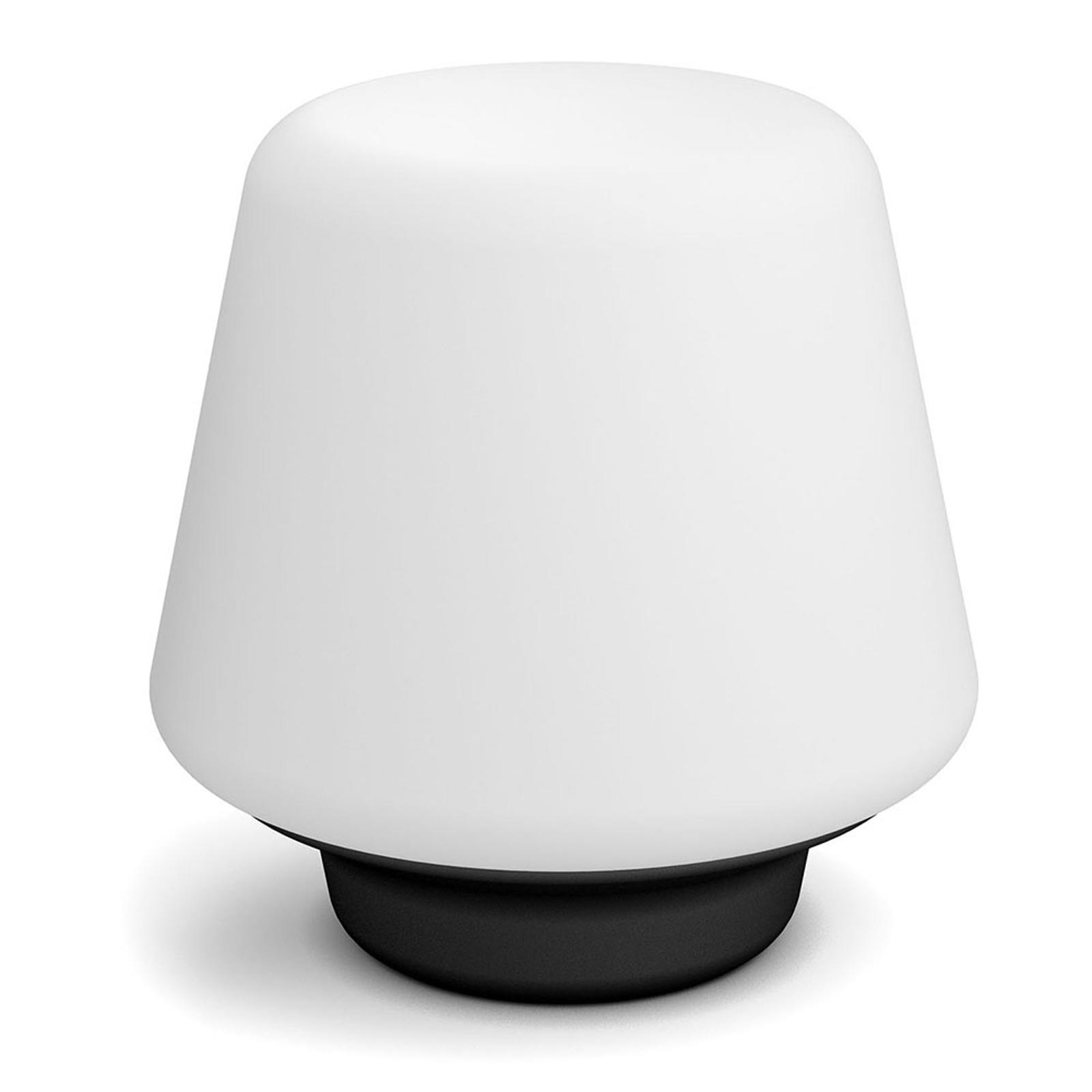 Philips Hue White Ambiance Wellness lampa stołowa