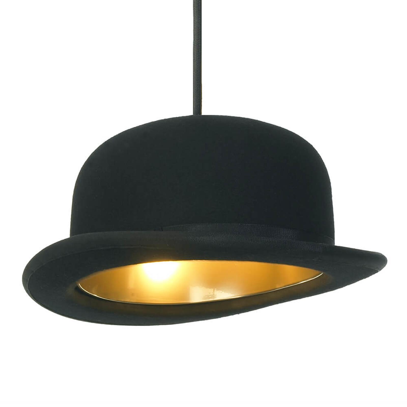 Innermost Jeeves - design-hengelampe i hatteform