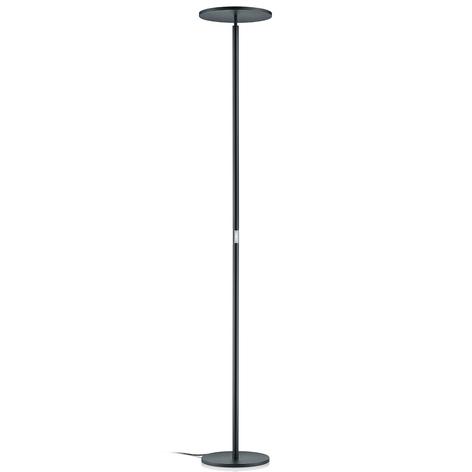 Rörelsestyrd – LED-uplight-golvlampa Apollon