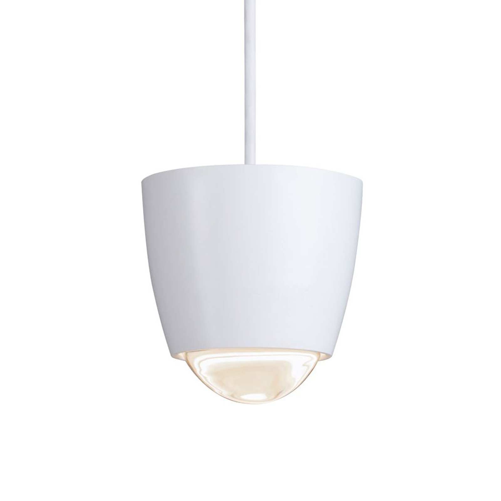 Paulmann NanoRail Cono LED-Pendelleuchte, weiß