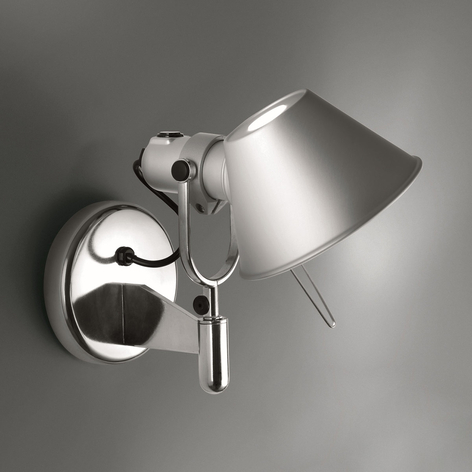 Artemide Tolomeo Faretto applique, dimmer