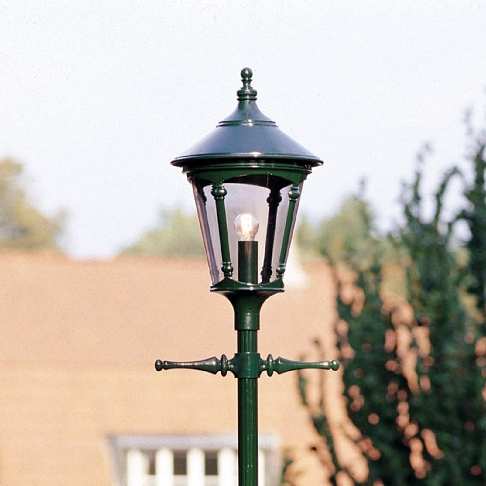 VIRGO lyktestolpe med ett lys | Lampegiganten.no