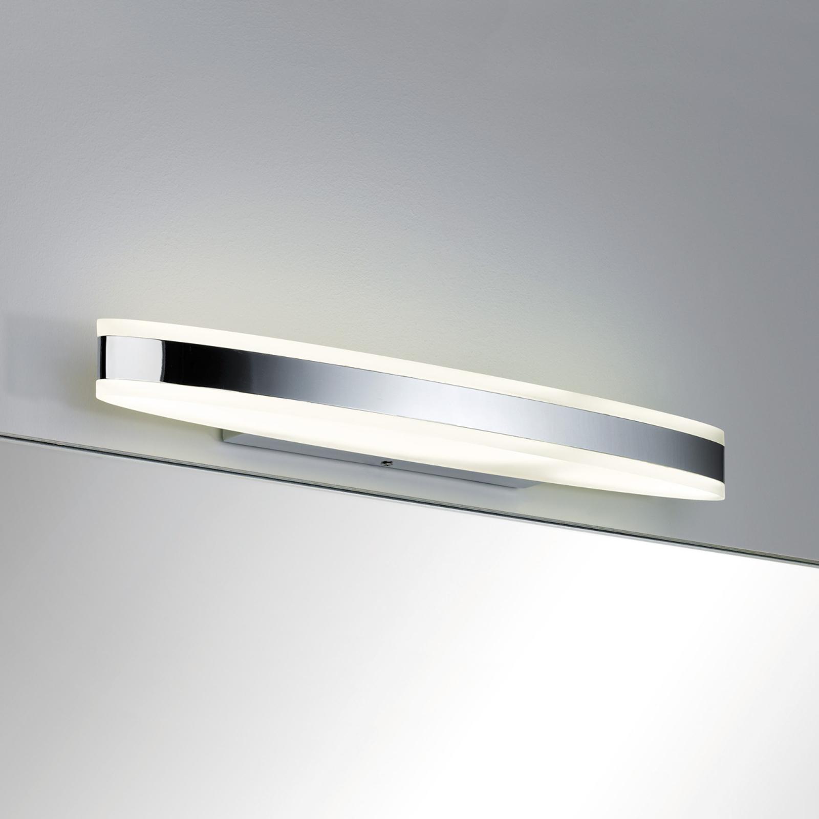 Langwerpige LED wandlamp Kuma