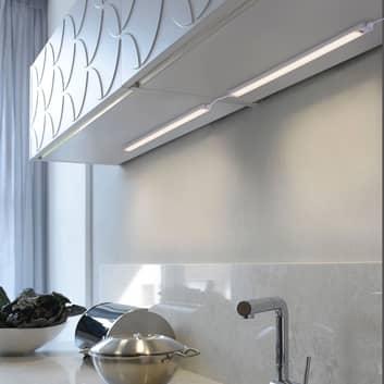 LED-bänklampa Amon, dimbar, utvidgning